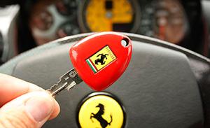 Ferrari-kluchi